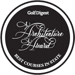 GolfDigest Architecture Award