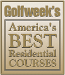 Golfweek's Best Residential Courses