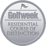 Golfweek Residential Course of Distinction